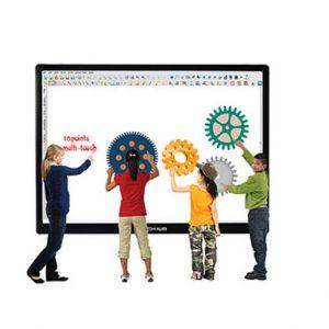 Capacitive Interactive White Board