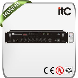 ITC - Audio Public Addressing Amplifiers