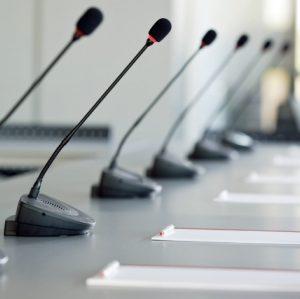 Wireless Conferece Systems