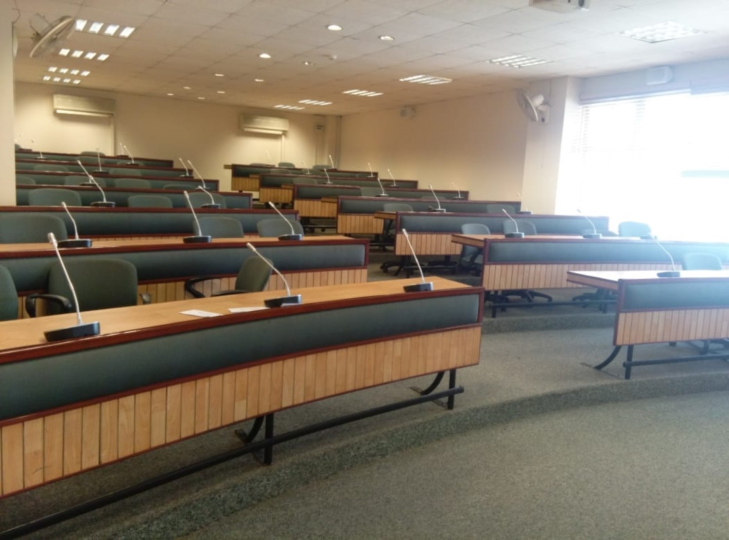 Conference System at National Institute Of Banking & Finance