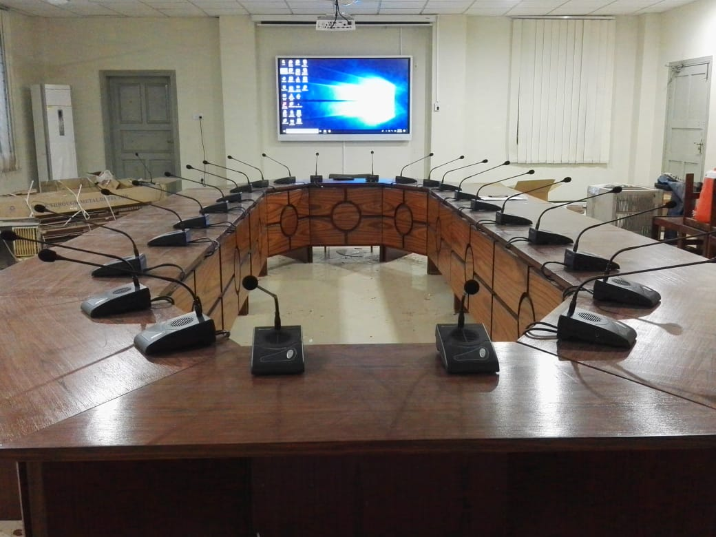 Agriculture office in Peshawar was in search for a AV conferencing solution